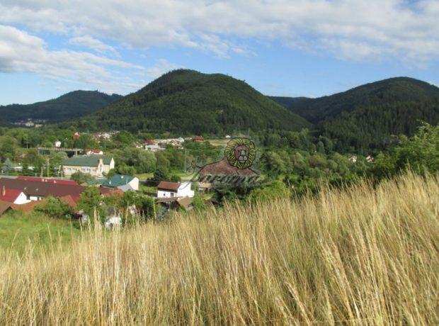 Lukratívny pozemok v Podbrezovej