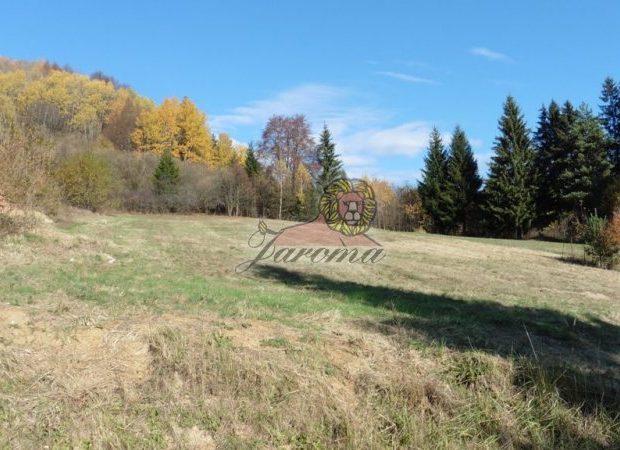Stavebné pozemky na Beňuši