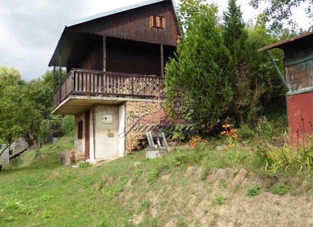 Záhradná chatka v Brezne